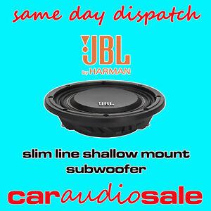 JBL-MS-10SD2-10-INCH-1000-WATT-DVC-SLIM-LINE-SHALLOW-MOUNT-CAR-SUBWOOFER