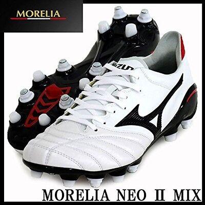 Mizuno Morelia Neo 2 Chaussures de Football P1gc165 Blanc