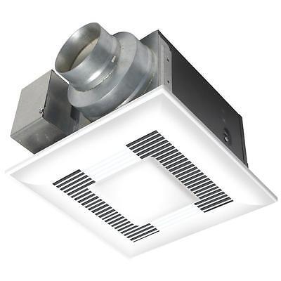NEW PANASONIC FV-11VQL6 Whisperlite 110CFM Ceiling Vent Exhaust Fan with Light