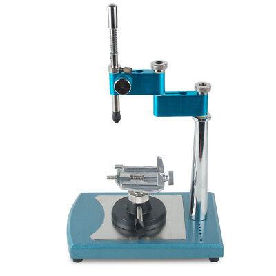 Dental Lab Parallel Surveyor Visualizer Adjustable Spindle Equipment With 7 Burs