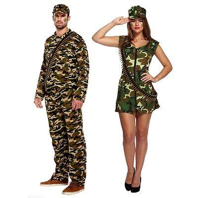 mes Armée Camouflage Déguisement Soldat Costume (Armee Costums)