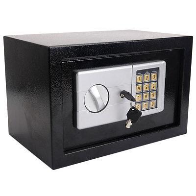 12.5 Electronic Digital Lock Keypad Safe Box Cash Jewelry Gun Safe Hotel Office