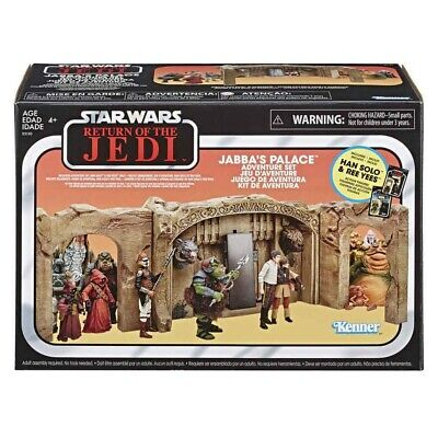 Star Wars The Vintage Collection Jabba's Palace Adventure Playset