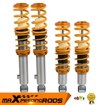 For MAZDA MX5 MK1 (89-98) COILOVERS ADJUSTABLE SUSPENSION LOWERING SPRINGS KIT