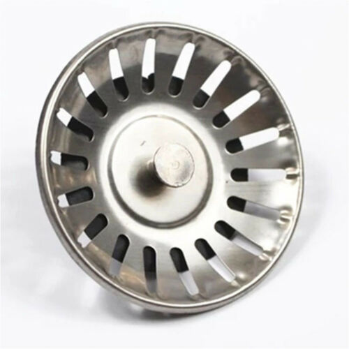 83mm Replacement Strainer Waste Kitchen Sink Plugs Fits Most Modern Franke Sinks