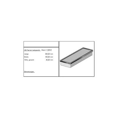 Luftfilter FRAM CA 9574 ROVER/AUSTIN VAG AC