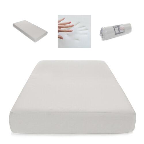 Premium Toddler Bed Baby Crib Mattress Newborn Sleep Dual Comfort Memory Foam