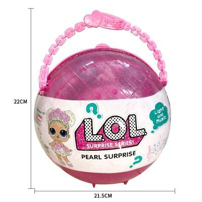 LOL Pearl Surprise