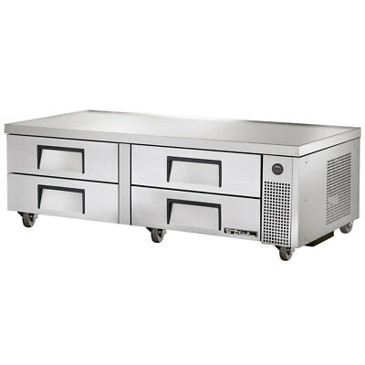 True Trcb-72 Commercial Refrigerated Chef Base
