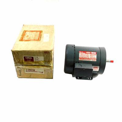 New Dayton 3n236e 1.5hp 3450 Rpm 3-phase Industrial Pump Motor 208-220440v