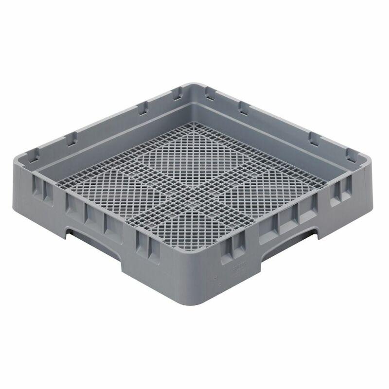 Cambro FR258151 Camrack Soft Gray Full Size Flatware Rack