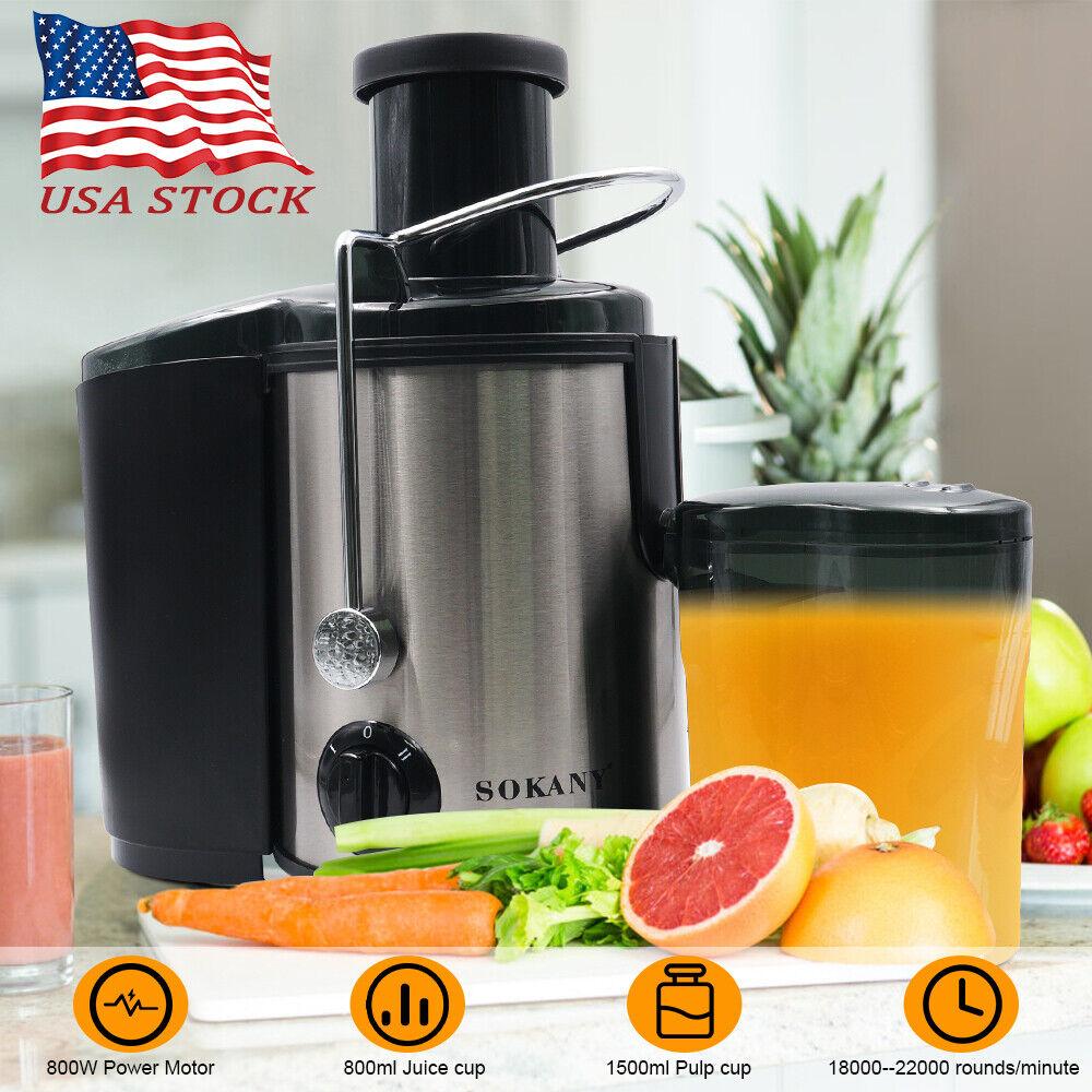 1500ml Home Electric Juice Extractor Vegetable Extractor Jui
