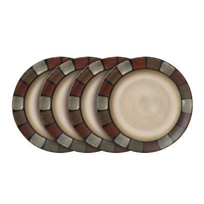 Pfaltzgraff Taos Set of 4 Dinner Plates