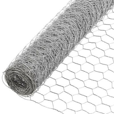 Everbilt Poultry Netting 1 In. X 4 Ft. X 150 Ft. Galvanized Steel Durable.