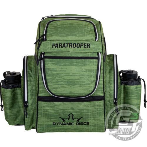 Dynamic Discs PARATROOPER Backpack Disc Golf Bag - PICK YOUR COLOR
