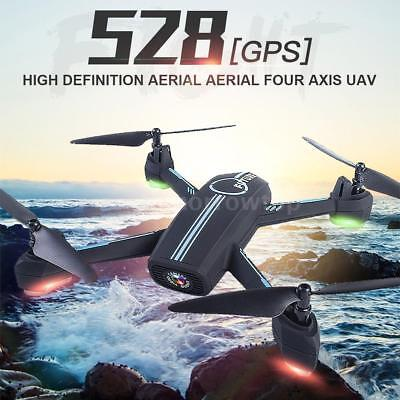 JXD 528 720P Drone Wifi FPV GPS Air Photography Altitude Hold RC Quadcopter H6G8