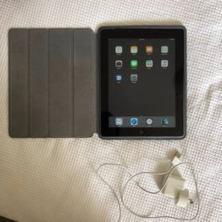 For Sale - iPad (3rd generation) Wi-Fi + Cellular!