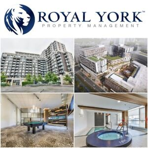 1 BED + DEN- CONDO FOR LEASE @ MARKHAM | UNIONVILLE |404 & HWY 7