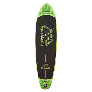 AQUA MARINA Breeze Inflatable Stand-up Paddle Board w/Paddle Tugun Gold Coast South Preview
