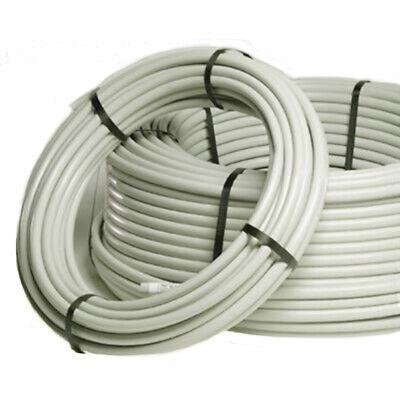 White Polyethylene Tubing-Size:3/4