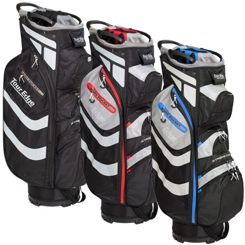 NEW Tour Edge Hot Launch Xtreme 5.0 Cart Bag - Pick the Color!!