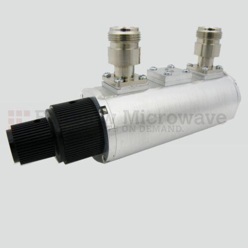 FAIRVIEW MICROWAVE SA3550N, 1.5 to 50 dB Step Attenuator