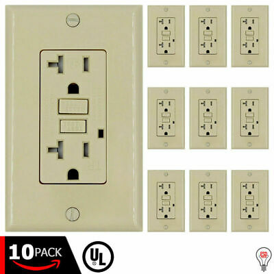 Receptacles & Outlets - Gfci