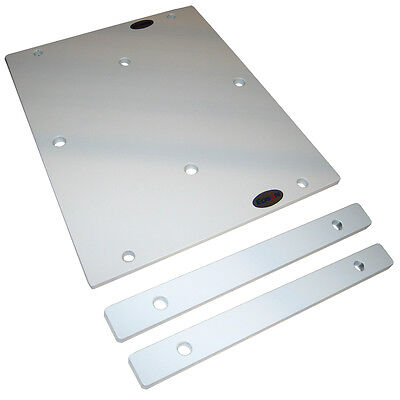 Edson Vision Series Mounting Plate f/Simrad HALO; Open Array - Hard Top Only Simrad Open Array