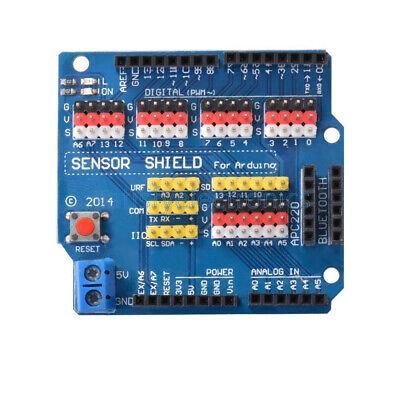 Expansion Board Shield Sensor Shield For V5 Arduino Uno R3 V5.0 Electric Module