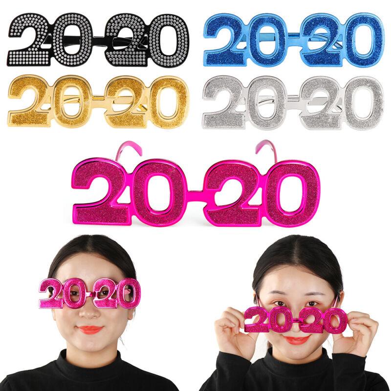 Decoration New Year Eyeglass 2020 Eyeglasses Photo Prop Funn