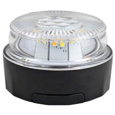 Baliza señal de emergencia LED 24 homologado V16, luz emergencia DGT -...