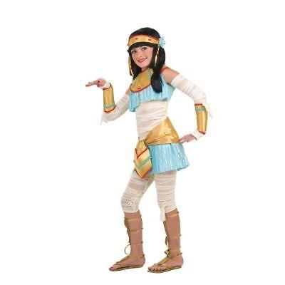 Girls Cleopatra Egyptian-ista Costume Dress - Dress Up Egyptian Girl