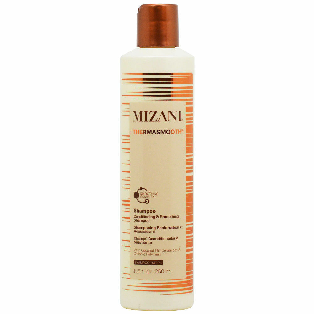 Mizani Thermasmooth Shampoo 8.5oz Hair Care & Styling
