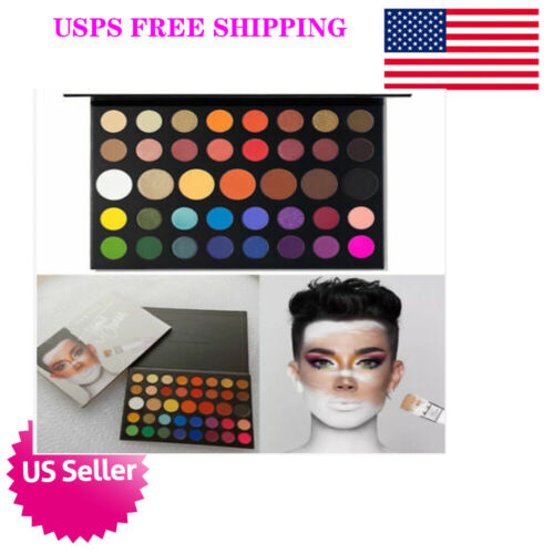 Morphe James Charles Palette Inner Artist 39Pressed Eye Shadow Make Up Gift