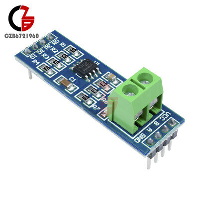 2pcs Max485 Module Rs-485 Module Ttl To Rs-485 Converter For Arduino