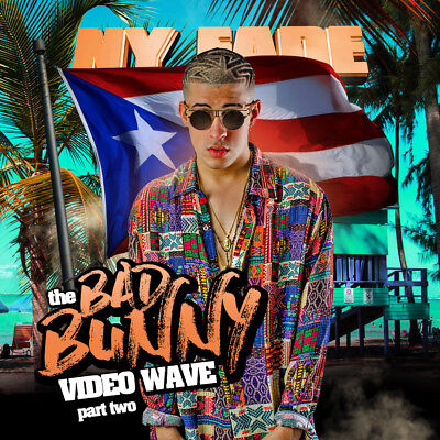 The Best of Bad Bunny [Part 2] [CD Mixtape] [Spainsh (Best New Trap Music)