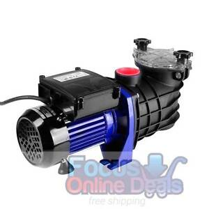 600w Swimming Pool Pump 11000 L per hour Melbourne CBD Melbourne City Preview
