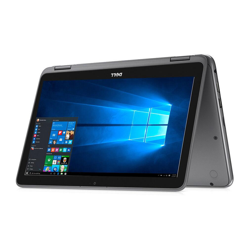 """Dell Inspiron i3168-0702GRY / Intel Celeron N3060 4GB 32GB eMMC 11.6"""" HD TOUCH"""