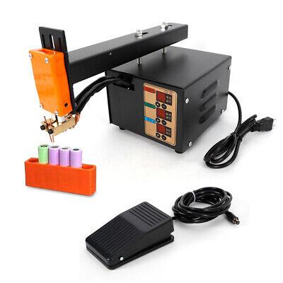 Jd-iis Pulse Spot Welder Welding Soldering Machine For Battery Packs 3kw 110v