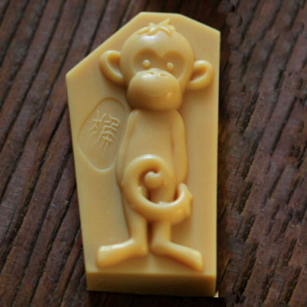 monkey silicone soap crafts molds flexible moulds