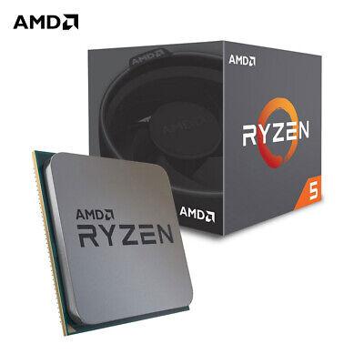 AMD Ryzen 5 2600 6Core 12Thread 3.4GHz 12nm DDR4 65W CPU Processor