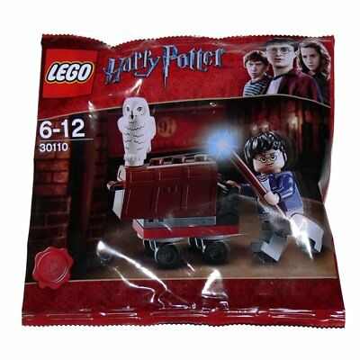 LEGO HARRY POTTER MINIFIGURE POLYBAG SET KIT - THE TROLLEY 30110