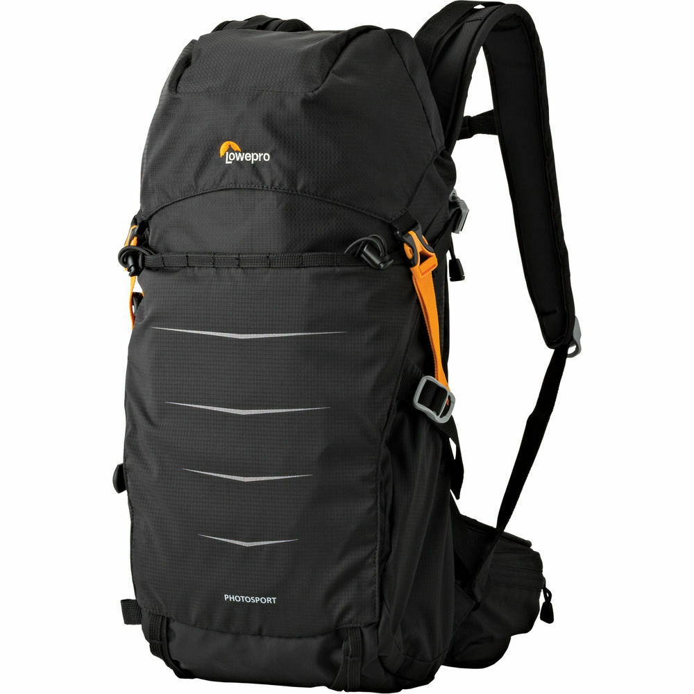 Lowepro - Photo Sport Bp 200 Aw Ii Camera Backpack - Black