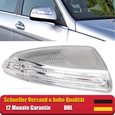 Aussenspiegel Blinker Spiegelblinker für Mercedes-Benz W204 S204 C-Klasse W639 ()