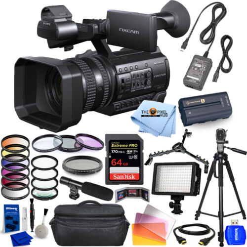 Sony HXRNX100 Full HD NXCAM Camcorder Black