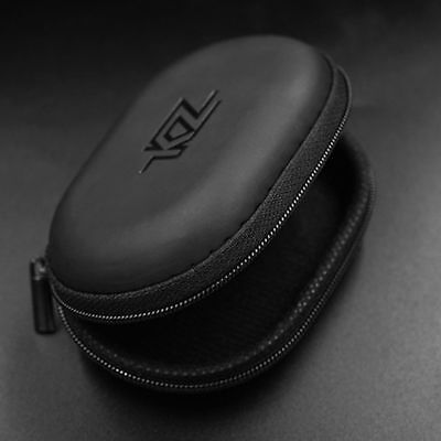 KZ Headphones PU Zipper Earphone Storage Bag Box Portable Accessories Case Bag