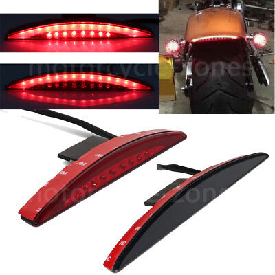 Rear Fender Tip Brake Tail Light LED For Harley Davidson Breakout FXSB 2013-2017