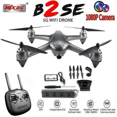 MJX B2SE RC Drone 5G 1080P Camera Wifi FPV Brushless GPS 2.4G 4CH Quadcopter