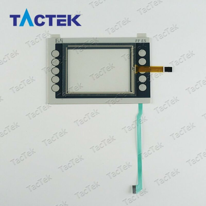 Touch Screen Panel for B&R 4PP065.0571-X74F 4PP065-0571-X74F + Membrane Keypad