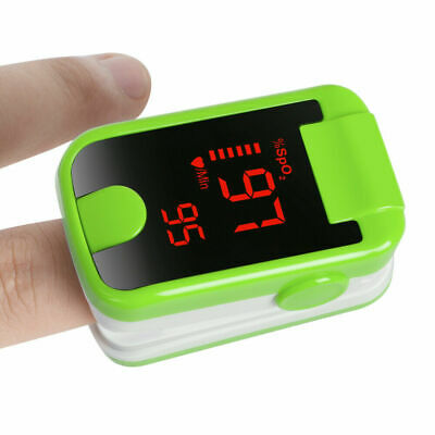 Led Display Oximeter Pulse Finger Oximetro Pulso Oxymeter Spo2 Pr Monitor Ce Fda